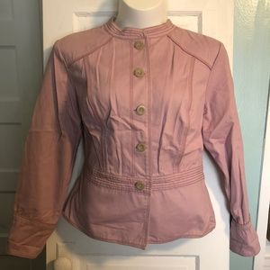 Mossimo Dusty Pink Plus Jacket - 20W